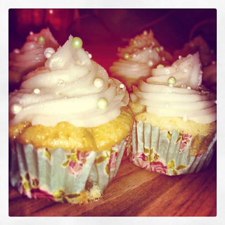 Sweet little cupcake