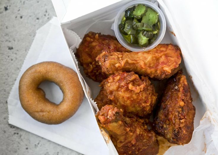 Combining the Love of Fried Chicken with Donuts! - http://national.ourcityradio.com/business/federal-donuts