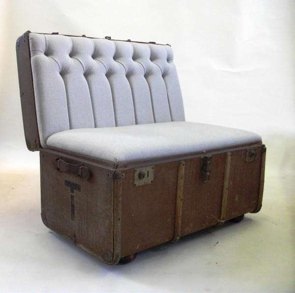 Trunk Bench Furniture Of All Sorts Pinterest