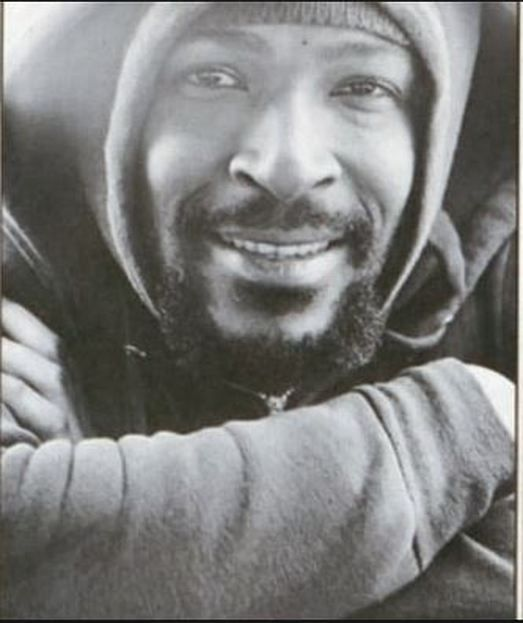 Ain't Nothin' Like the Real Thing, Baby!, Marvin Gaye for Rolling Stone, 1972