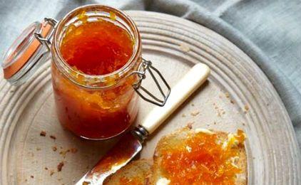 Μαρμελάδα καρότο με μήλο και κανέλα