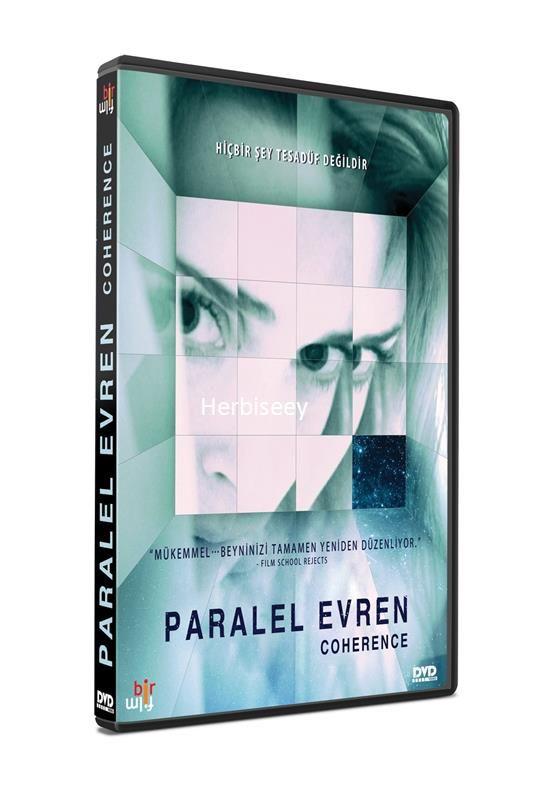 DVD PARALEL EVREN - COHERENCE 19,79 TL ( KDV Dahil )