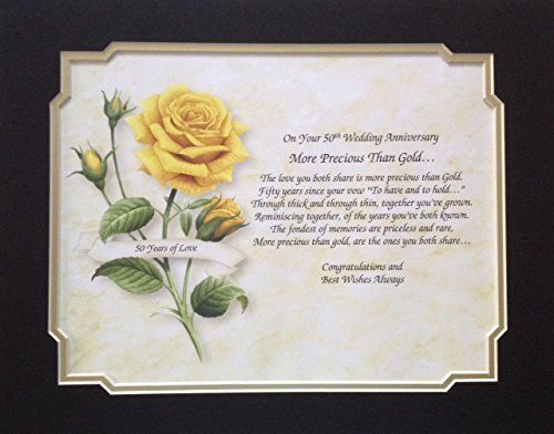 Golden Wedding Gift Ideas For Parents: Best 25+ 50th Anniversary Gifts Ideas On Pinterest