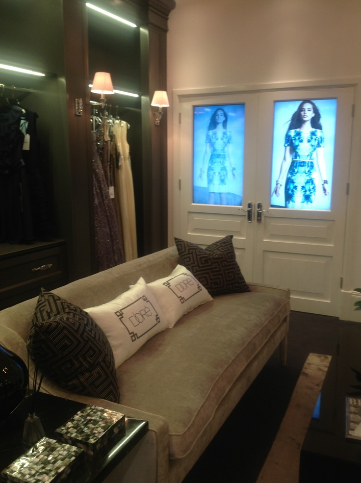 Evening Gown Room