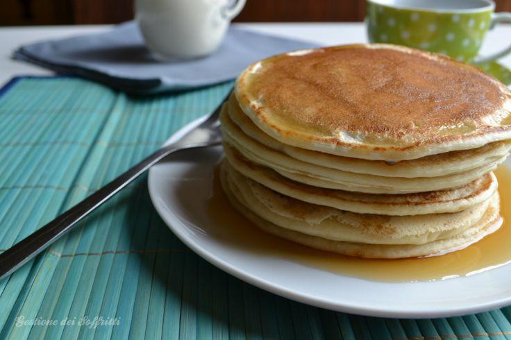 Pancakes vegani, per una colazione da Re