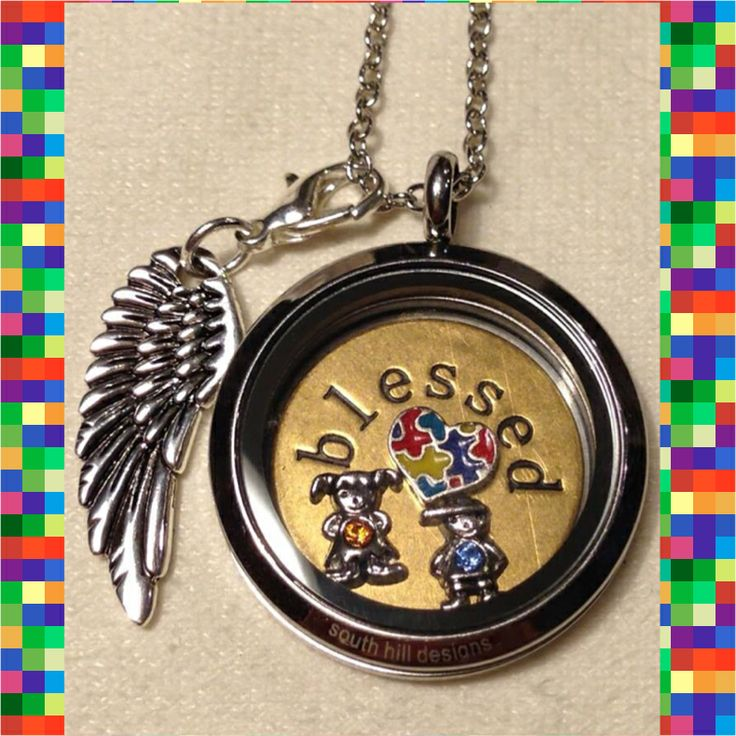 *April is AUTISM AWARENESS MONTH* April 2nd is kick off day so Wear Blue & see the worlds monuments Light it up Blue! Order your personal locket to show your support!  *My website: www.southhilldesigns.com/mascute  My Artist Identifier#:179997 *Follow me on InstaGram: MasCuteSHDLockets