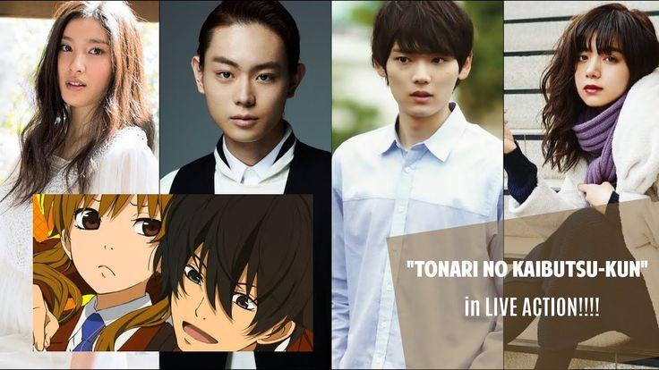 Tonari no Kaibutsu kun in LIVE ACTION!!!!  #drama #dorama #movietowatch #2018 #upcoming #manga #liveaction
