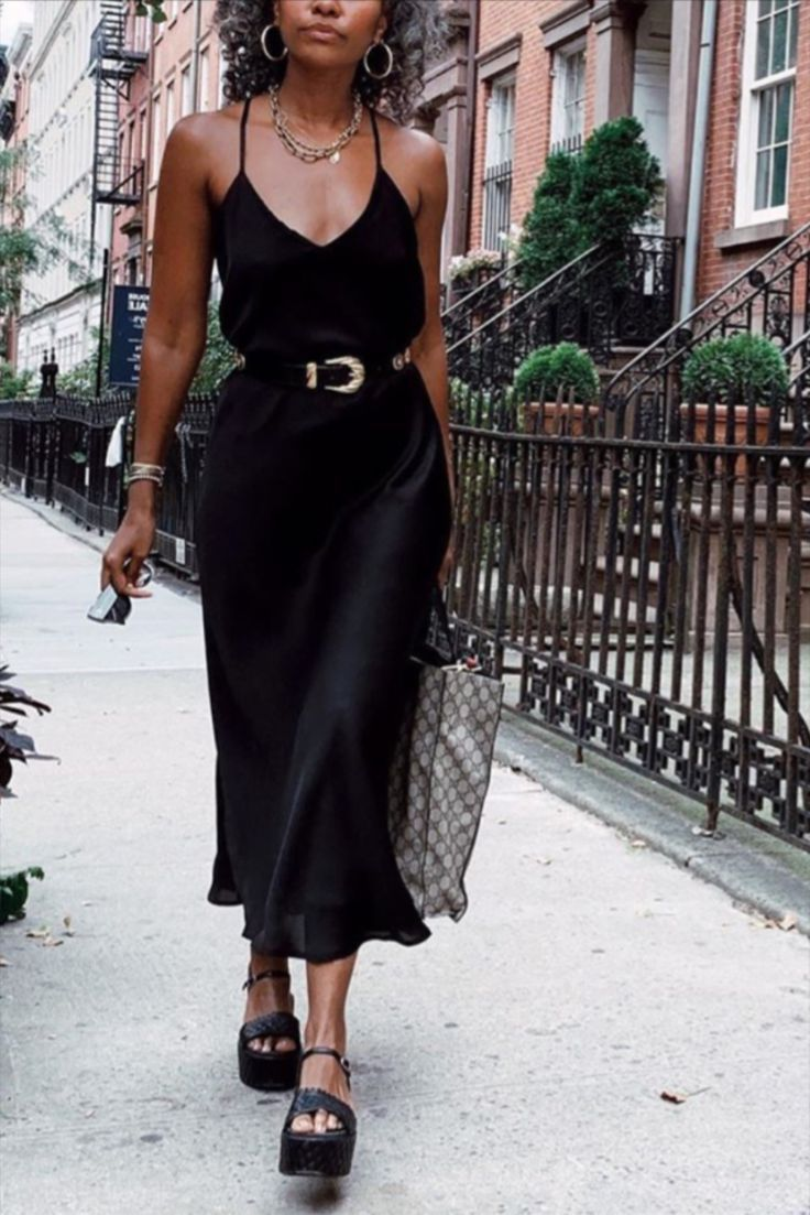 French Fashion Tips Iconic Women S Summer Fashion And Style French Fashion Tips Iconic Women S Summer Fashi Slip Dress Outfit Stylish Outfits Trending Dresses [ 1103 x 736 Pixel ]
