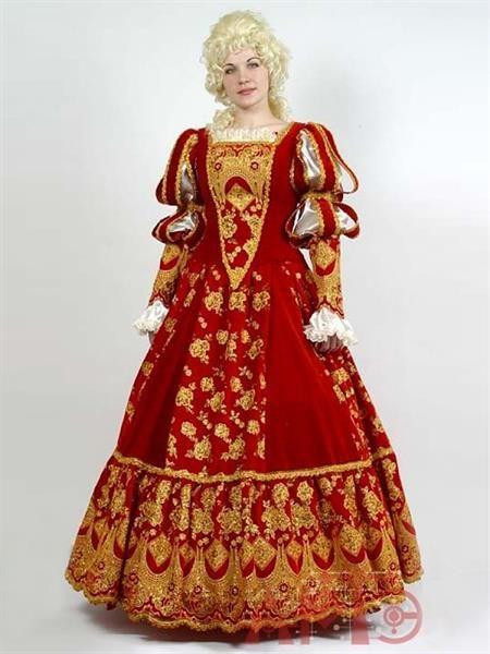 Исторические костюмы эпохи возрождения