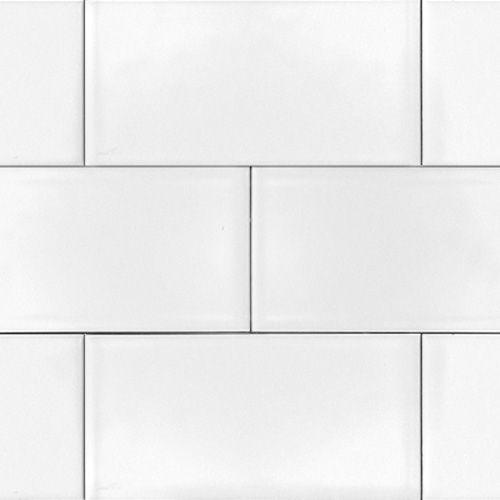 Sarah 39 s bath soaking tub surround white subway tile with - White ceramic wall tiles bathroom ...