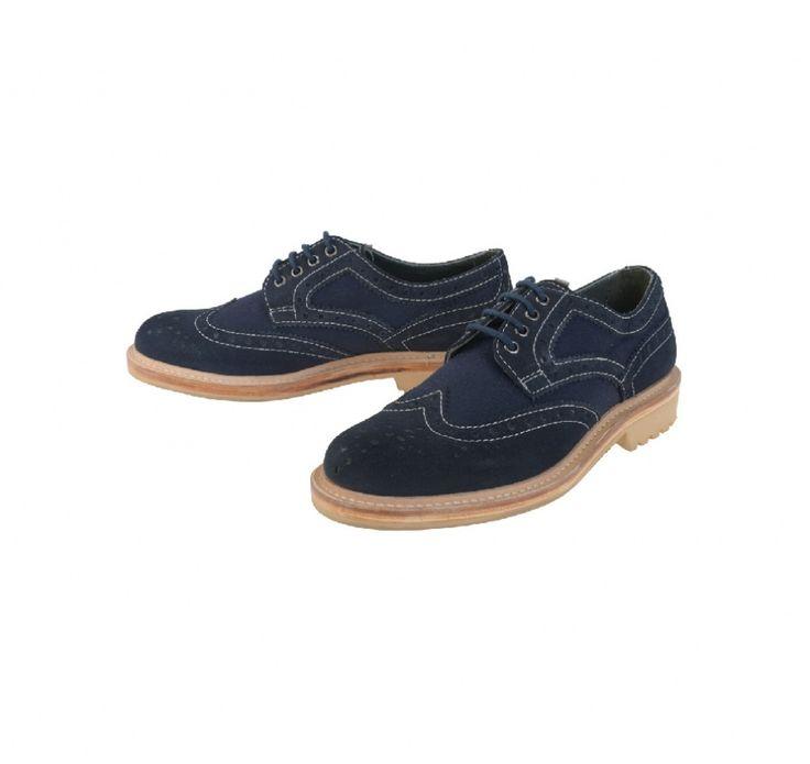 Zapato Otley troquelado Barbour | Outlet Online de Ropa de Marca  de Hombre y Mujer / FoxBuy.es