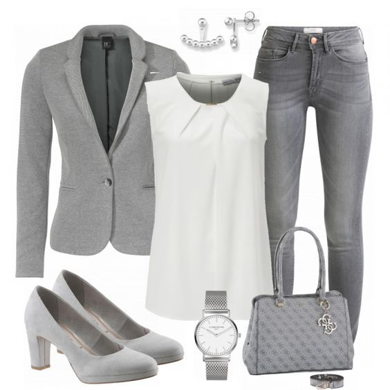 Business Outfits: MrsGrey bei FrauenOutfits.de