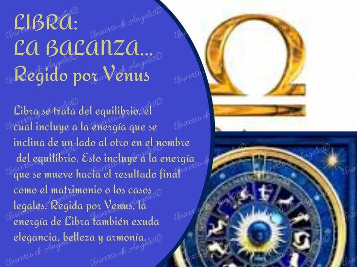 LIBRA: La balanza… Regido por Venus  #UniversoDeAngeles