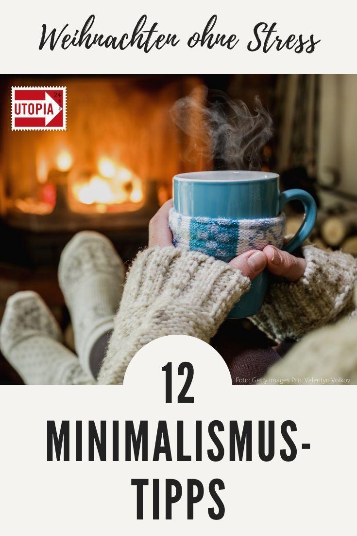 Weihnachten Ohne Stress 12 Minimalismus Tipps Geschenke Selber