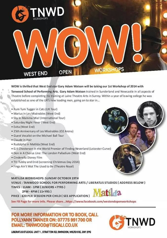 WOW poster 2014
