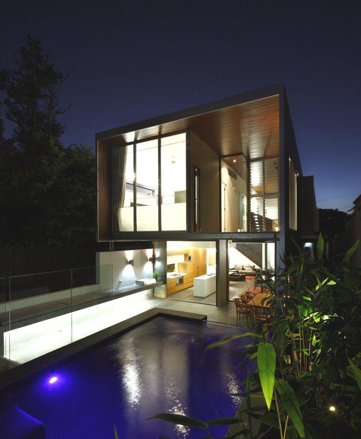 Gibbon St House - Shaun Lockyer Architects