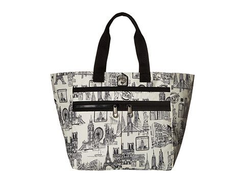 Statement Bag - Underdog Black and white by VIDA VIDA oDYTa7