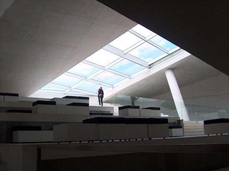 Lucernario Sala 1-Casa da Musica