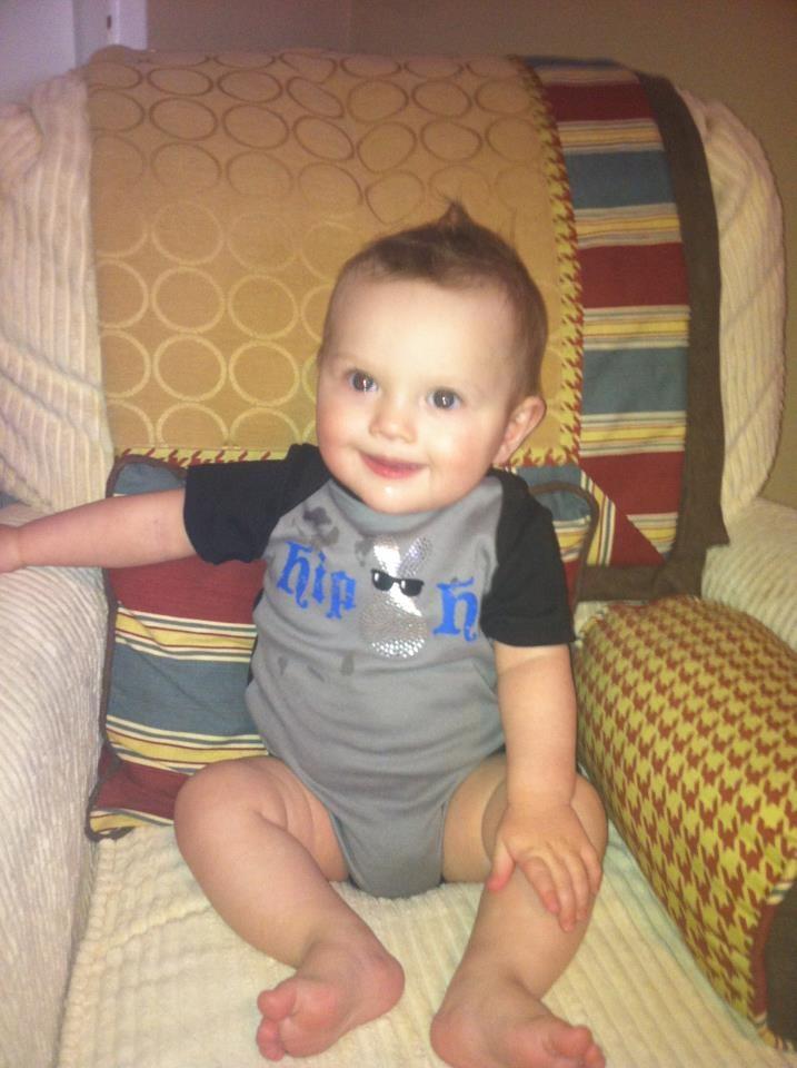 Beckett - 7 months