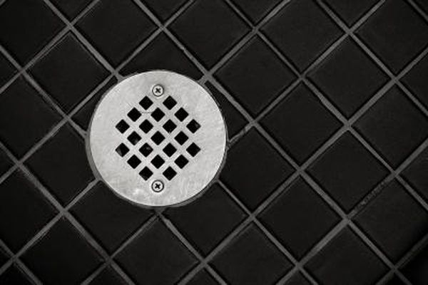 How To Fix A Shower Drain Without Taking Out The Pan Shower Drain Smelly Shower Drain Shower Drain Smell