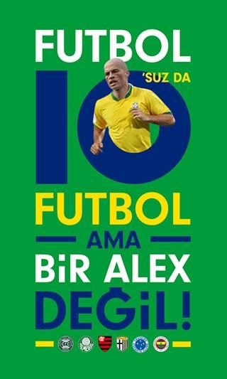 #Alex #De #Souza #Efsane #Fenerbahçe #Kaptanı