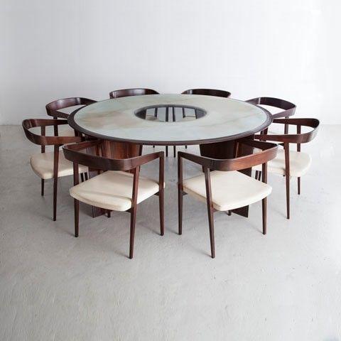 Best 20+ Custom dining tables ideas on Pinterest   Large dining ...