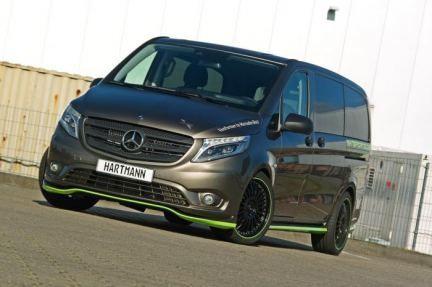 2014 Mercedes-Benz Vito by Hartmann