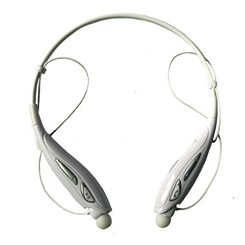 Bluetooth Headphones, Wireless Headset Stereo Neckband Sport Earbuds with Mic #Bluetooth #Headphones, #Wireless #Headset #Stereo #Neckband #Sport #Earbuds #with