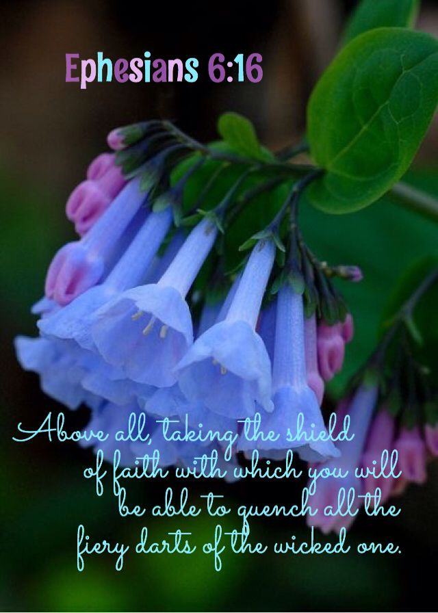 Ephesians 6:15...You're never alone; take a bold step of faith, and watch what God will do.