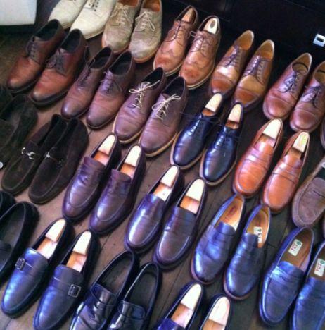 Mens Shoe Closet 11 best men's shoes images on pinterest | storage ideas, shoe