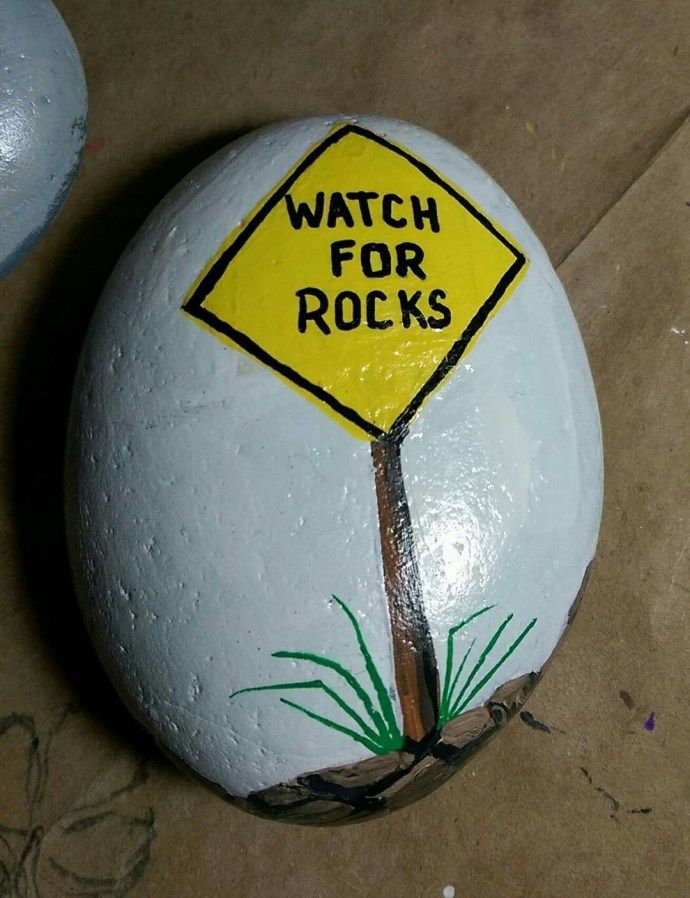 80 Diy Ideas Of Painted Rocks With Inspirational Picture And Words