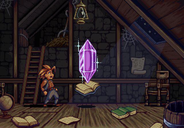 Adventure :GAME MOCKUP: by TimJonsson.deviantart.com on @deviantART