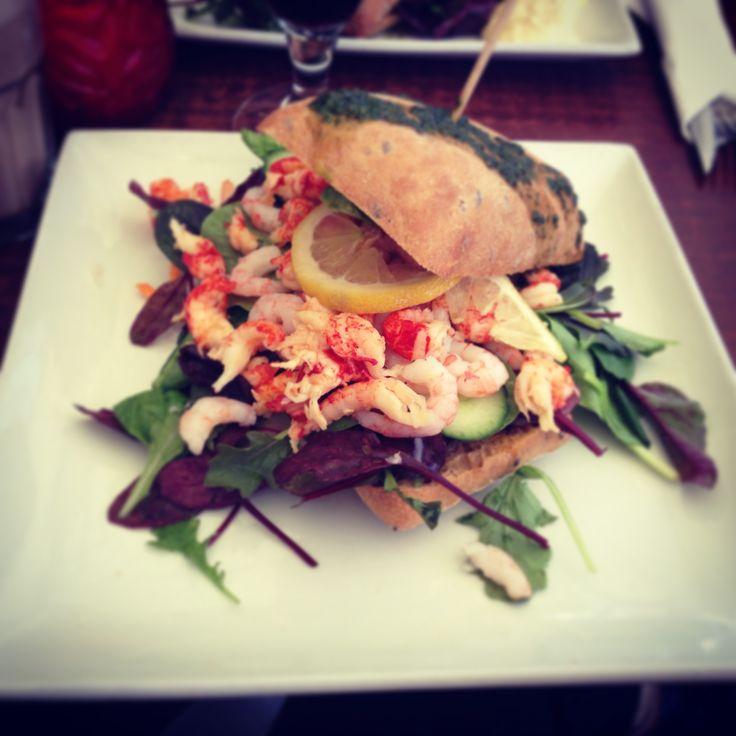 Café Stella has the best sandwiches in #Copenhagen!