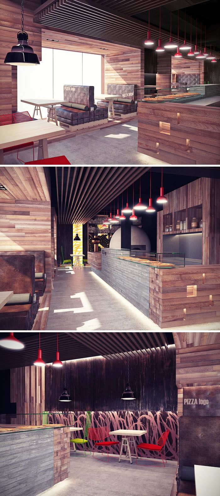 PIZZERIA, YOD DESIGN