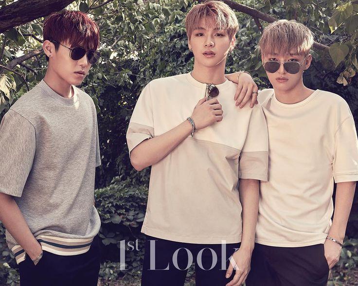 Wanna One 윤지성 (Yoon Jisung) 강다니엘 (Kang Daniel) 박우진 (Park Woojin)