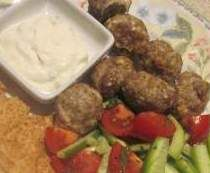 Recipe Meatballs - Greek Style by SusanLouise - Recipe of category Main dishes - meat