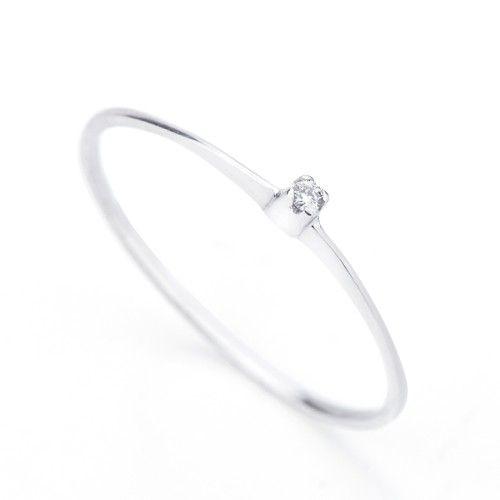 Anel de ouro #ouro #anel #solitario #joiasgold