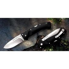 Couteau Cold Steel Ultimate Hunter Lame Acier CTS-XHP Manche G-10 Tri-Ad Lock CS30ULH - Free SHipping Couteaux COLD STEEL