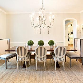 Die besten 25+ Striped dining chairs Ideen auf Pinterest - esszimmer gestaltung 107 ideen