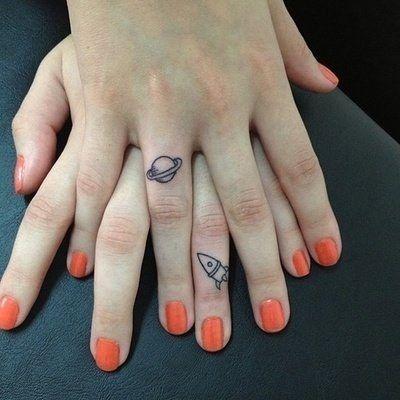 <b>¿Has jurado que nunca te harás un tatuaje?</b> Estos mini-mini-tatuajes son tan adorables que te podrían hacer cambiar de idea.