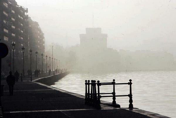 Misty Saloniki