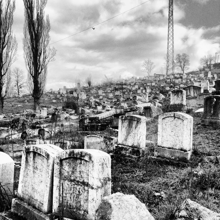 Jewish Cemetery || Discovering #Sarajevo - part 2: http://www.blocal-travel.com/balkans/sarajevo-and-its-wonderful-people-html/