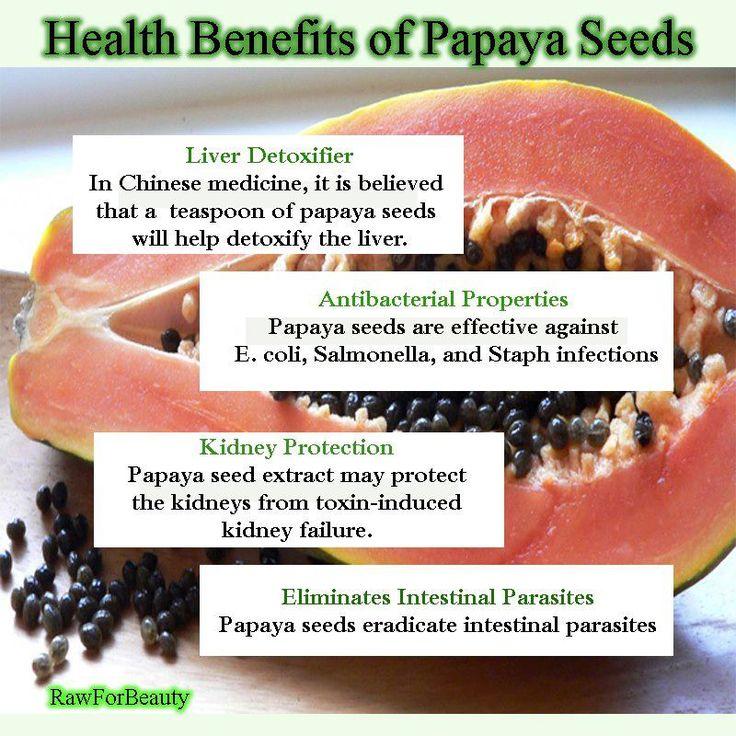 53 best fruit citrus berrie charts images on pinterest health health benefits of papaya seeds forumfinder Gallery