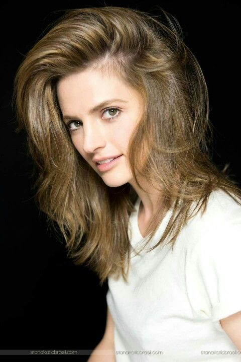 Stana Katic..                                                                                                                                                                                 More