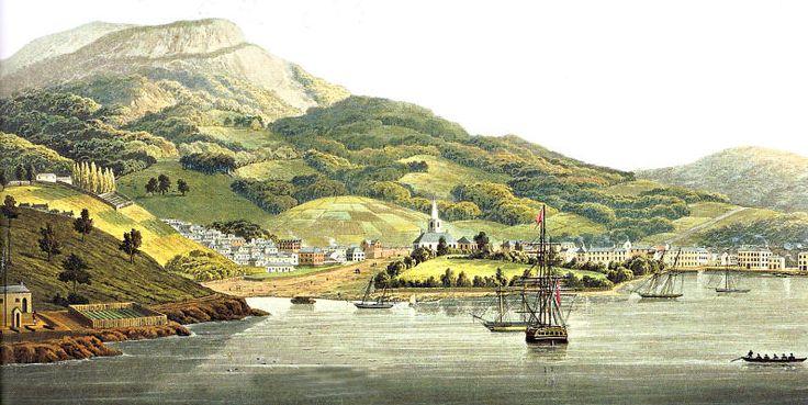hobart 1830