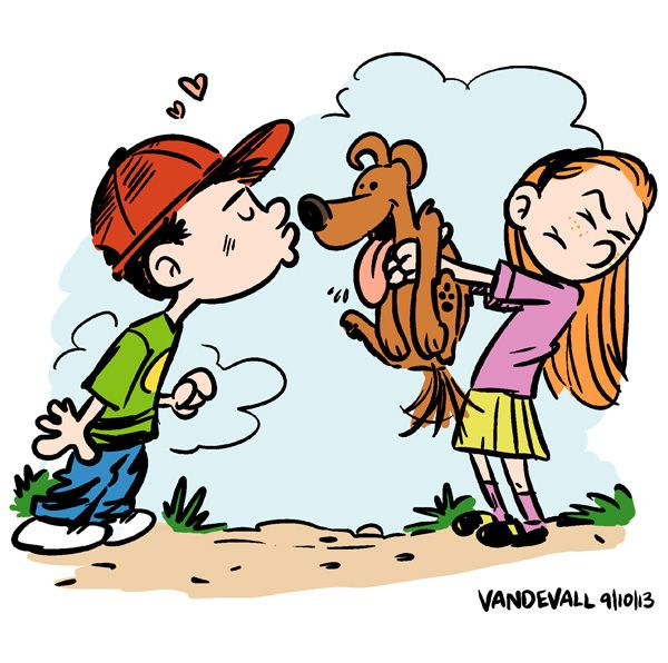 Quot The Romance Quot A Cartoon By Tim Van De Vall Drawings