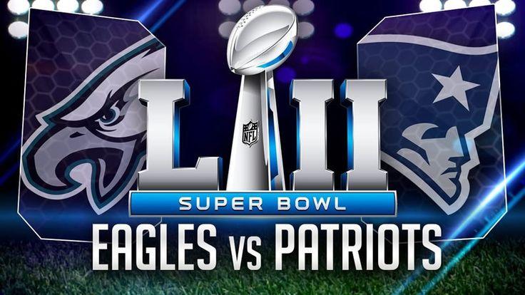 Patriots vs Eagles: Super Bowl 2018, 4 de febrero ¡En vivo por internet! - https://webadictos.com/2018/02/04/super-bowl-2018-patriots-vs-eagles/