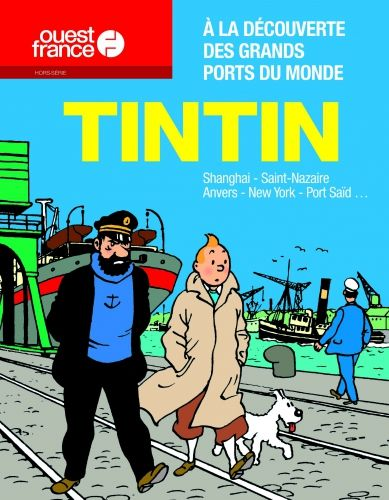 Tintin a la découverte des grande sports du monde