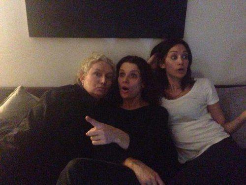 Celia Ireland + Danielle Cormack + Nicole da Silva