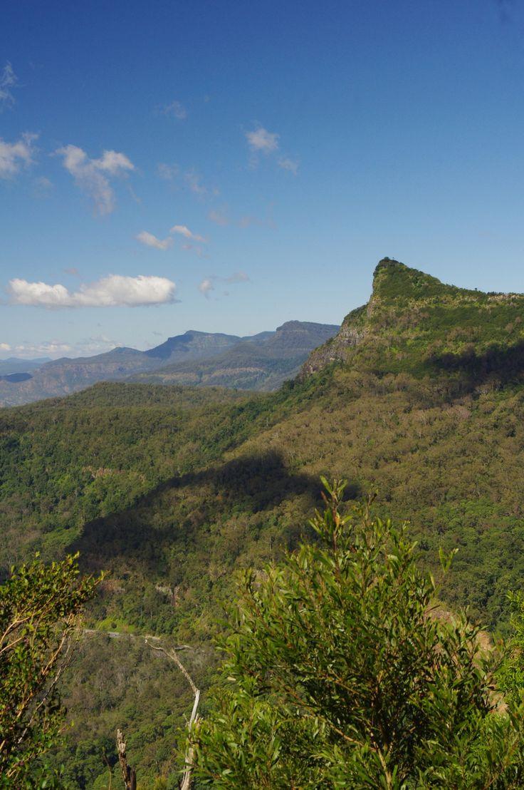 Scenic Rim Trail, Main Range National Park, Queensland, Australia